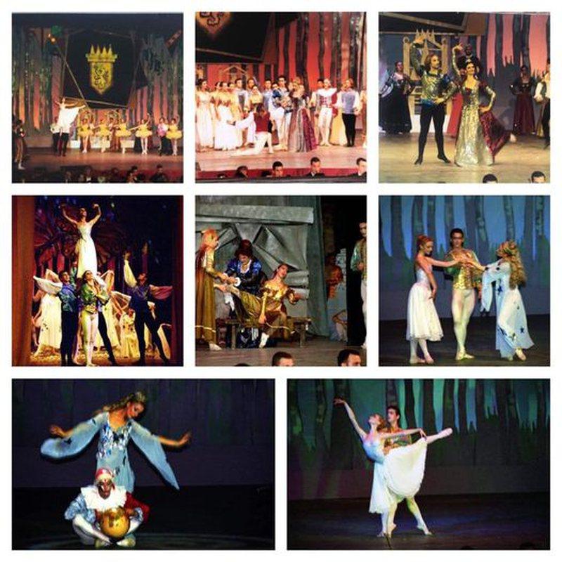 """TKOB: Baleti """"Hirushja"""" në 2002, një nga sukseset e"""