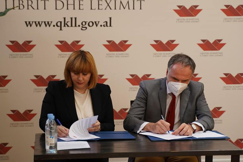 QKLL dhe Ambasada e Francës, marrëveshje bashkëpunimi për