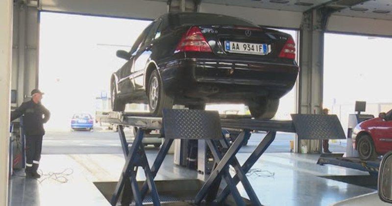 Nis sot shërbimi i kontrollit teknik të automjeteve, ja procedurat si