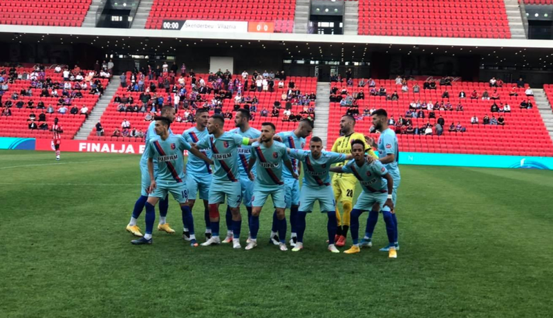 Kupa shkon në Shkodër, Vllaznia do të luajë në Europa