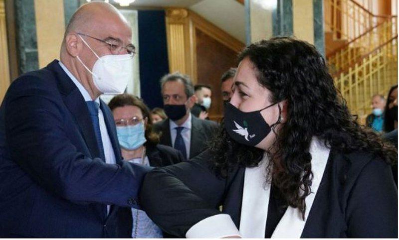 Vuçiç i kërkoi mos njohjen e Kosovës, reagon Greqia