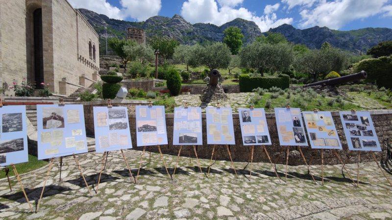 Kruja, në ekspozitën me dokumente dhe fotografi nga fondi i AQSH