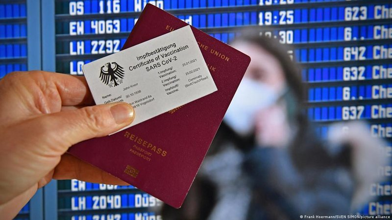 EU to issue vaccination passport, who has not received the vaccine risks not