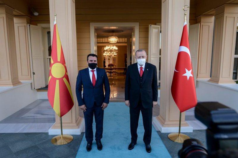 Zaev 'xhelozon' Ramën, udhëton drejt Turqisë dhe