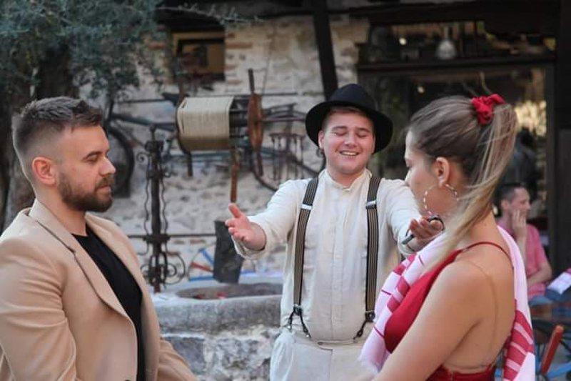 """Shfaqja """"E gjeti mbas Shimshirit"""", Merita Smaja: Tregimet e Ernest"""