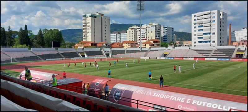Dramë në Vlorë, Flamurtari bie në Kategorinë e