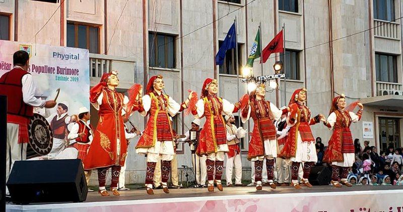 Festivali Folklorik Tipologjik Kombëtar i Valles Popullore Burimore,