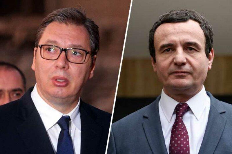 Bëhet publike data, Kurti dhe Vuçiç takohen më 15