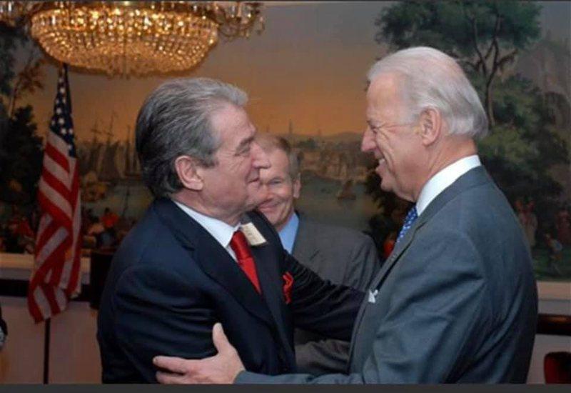 Ja se si vendimi i Joe Biden prek drejtpërdrejt Berishën, pritet