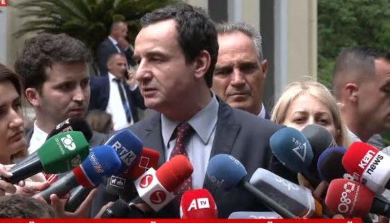 Albin Kurti ngre tonet pas takimit me liderët e Ballkanit, del me MESAZHIN