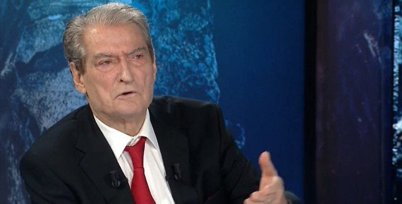 """The announcement """"non-grata"""" forces him to show his wealth Berisha: I"""