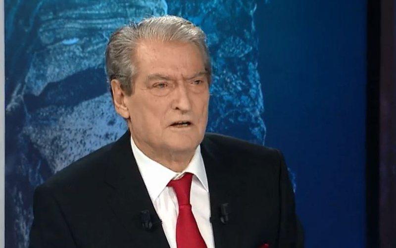 Soros lobbied for 'January 21' and the partition of Kosovo, Berisha