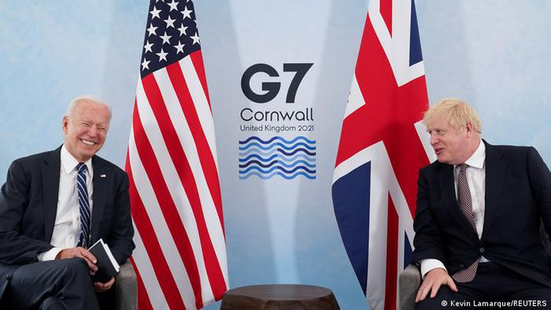 The G7 summit kicks off in the UK, here is the main topic of the talks