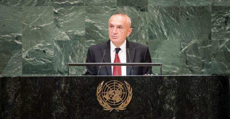 Shqipëria për herë të parë në Këshillin e