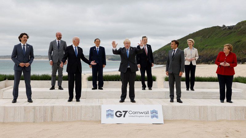 Nis samiti i G7, Boris Johnson premton 430 milion paund për shtetet e