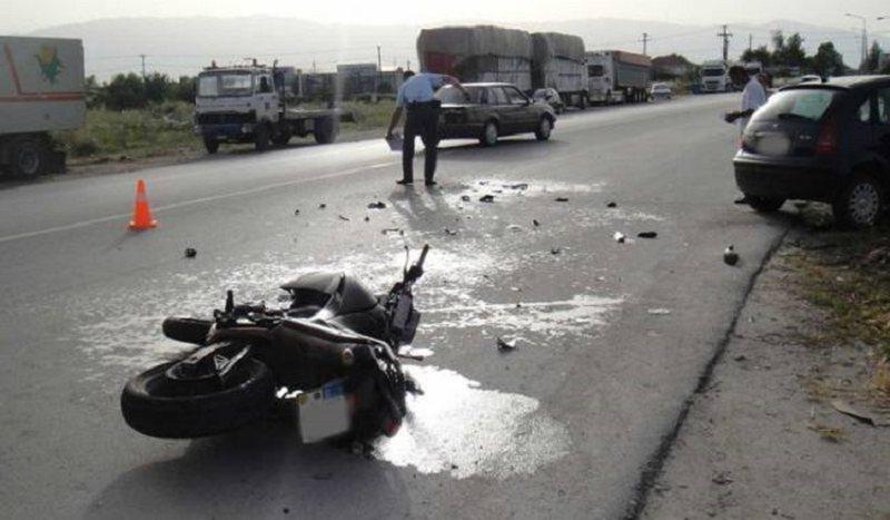 Aksident i rëndë në Bilisht, raportohet për të plagosur