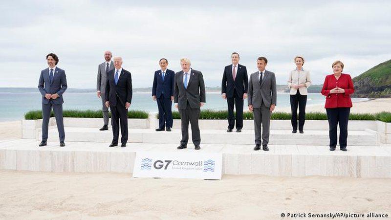 Superfuqitë e G-7, në drejtime në ndryshme, nuk bien dakord me