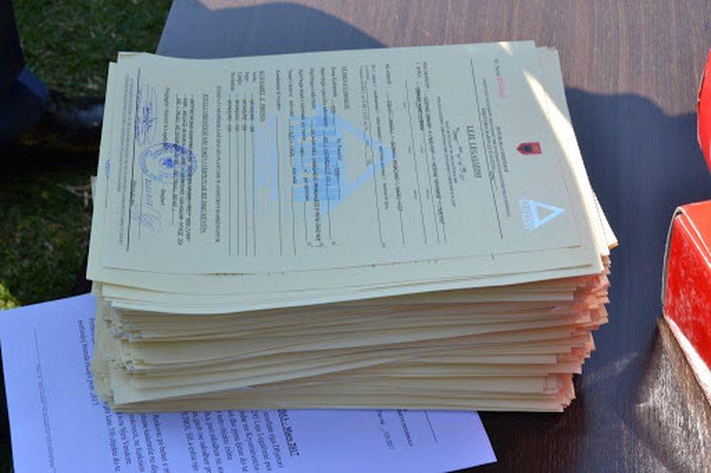 Zbardhet lista e re, ja familjet që marrin lejet e legalizimit, emrat sipas