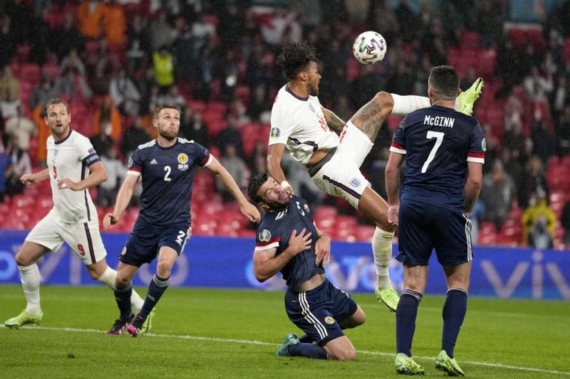 Everything open in Group D. England-Scotland ended 0-0, while Croatia drew 1-1