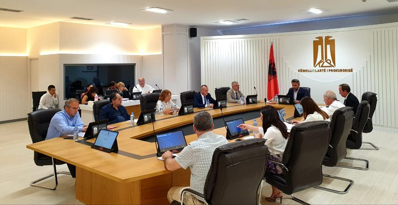 KLP accepts the resignation of 2 prosecutors, Elisabeta Imeraj remains in charge