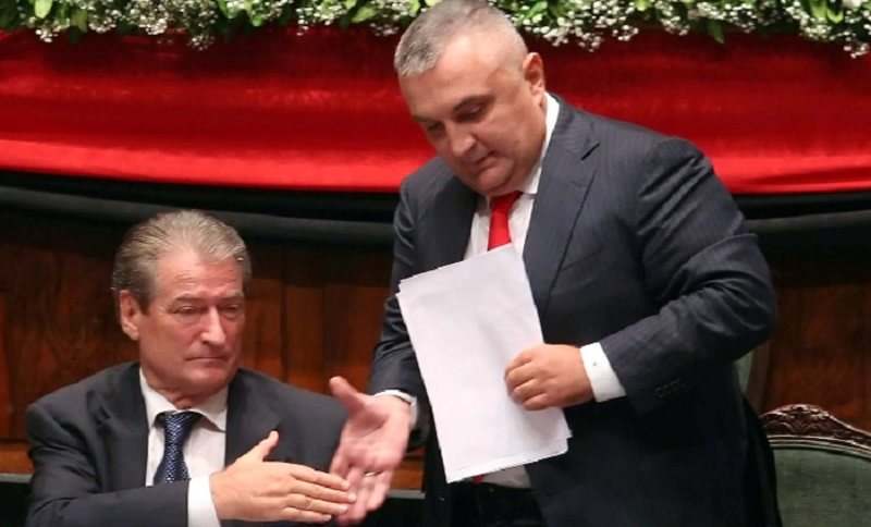 """""""The first time I resigned for Shkëlzen"""", Murrizi brings out the"""