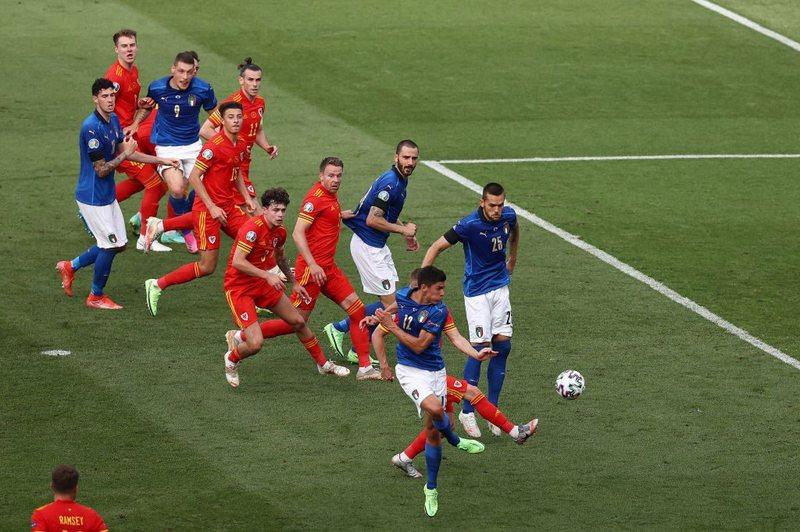 EURO2020/ Italia portë e 'paprekshme' , kryeson me pikë