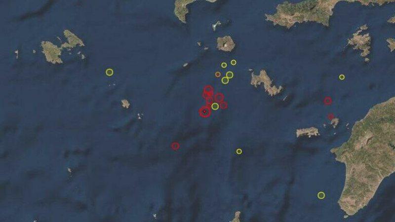 Dy tërmete të njëpasnjëshëm në Greqi! Reagon me