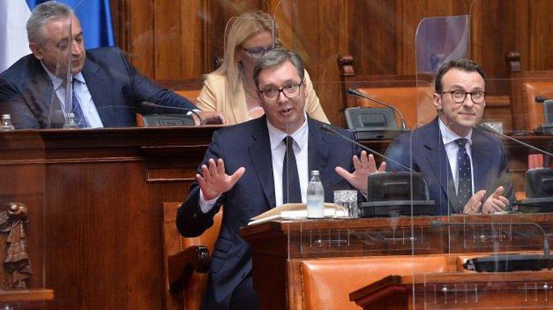Aleksandër Vuçiç bën deklaratën e fortë: Nuk
