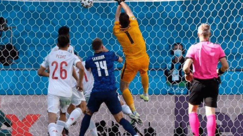 Çfarë ndodh në Sllovaki-Spanjë? EURO2020 plot të