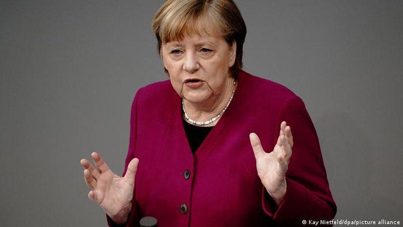Merkel kundër ligjit hungarez dhe del pro LGBTQI: Ky ligj është i