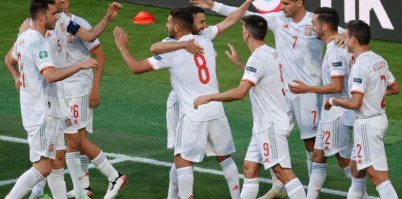 Spanja siguron kualifikimin, Suedia surprizon Poloninë dhe e nxjerr