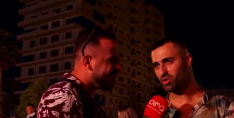 """""""Fotografohet duke konsumuar lëndë narkotike""""/ Gazetari i"""