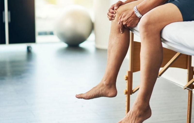 There are muscle disorders! This is why during the summer you have great leg