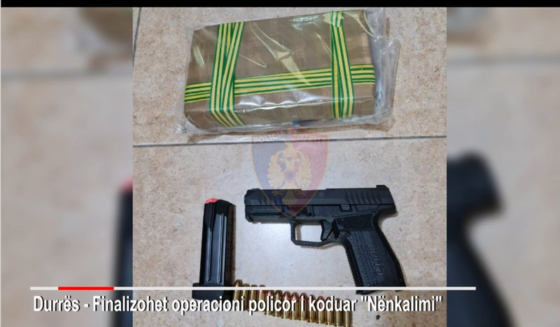 They were caught with cocaine in Durrës, 4 people are arrested by the