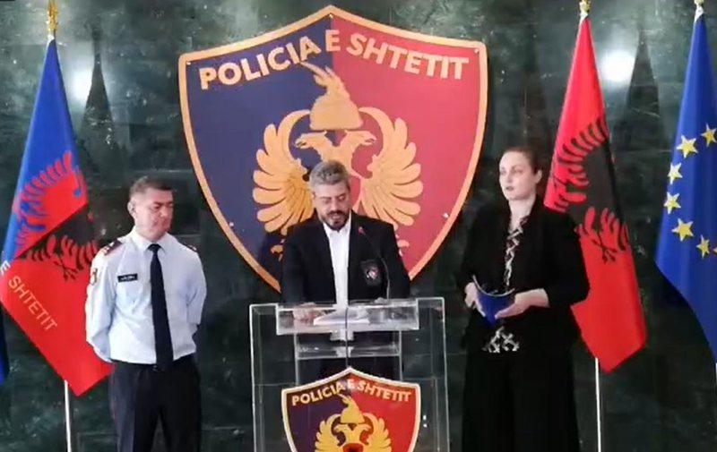 Finalizimi i operacioni 'Phishing', autoritetet shqiptare zbardhin