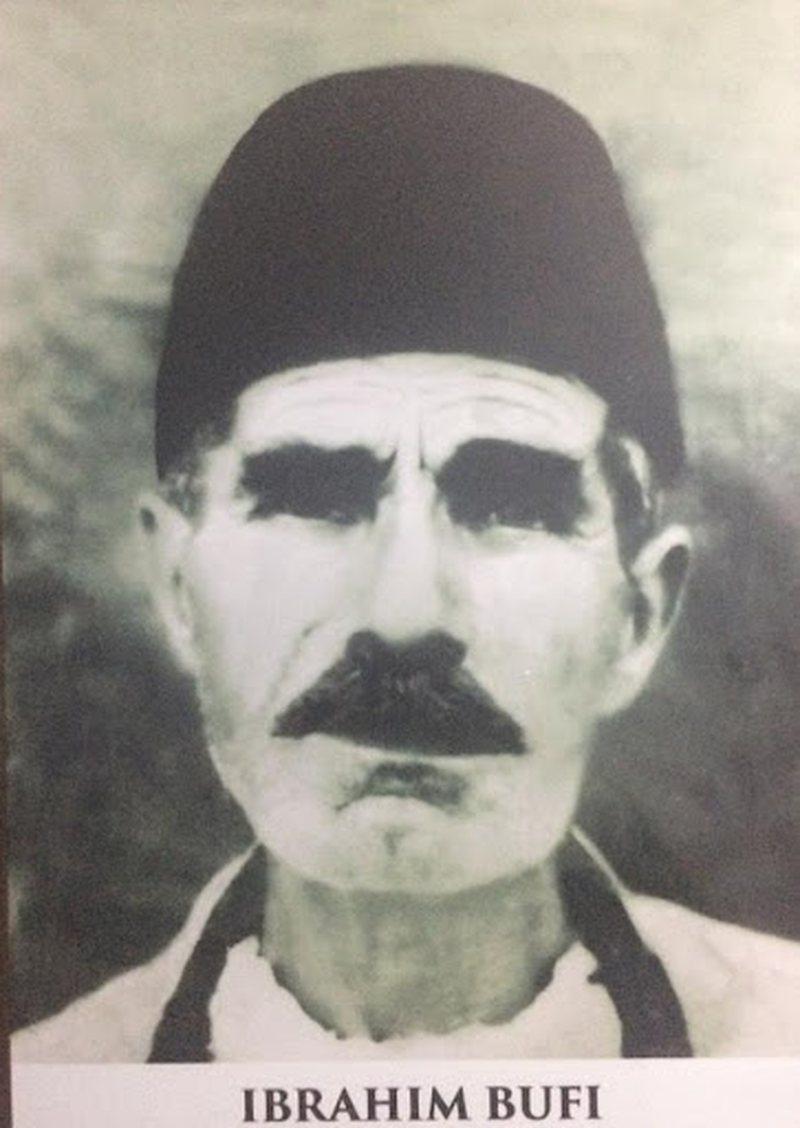 Ibrahim Bufi, the historical echo of a patriot