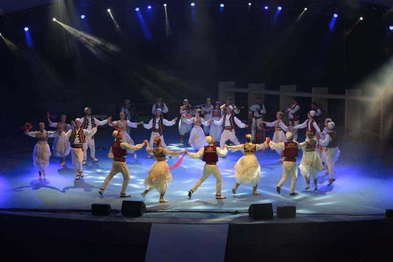 """Ansambli """"Tirana"""", në konkurrim në """"International"""