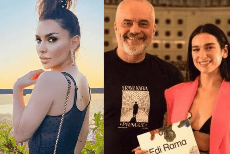 Vizita e Dua Lipa-s në Shqipëri, shpërthen e revoltuar Besa