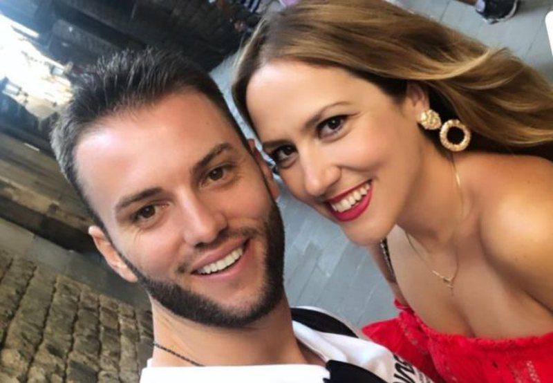 (VIDEO) Arbana Osmani makes a beautiful surprise to Eduart Grishaj, who would