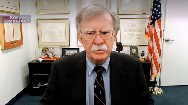 John Bolton brings out the strong behind the scenes, reveals what he discussed