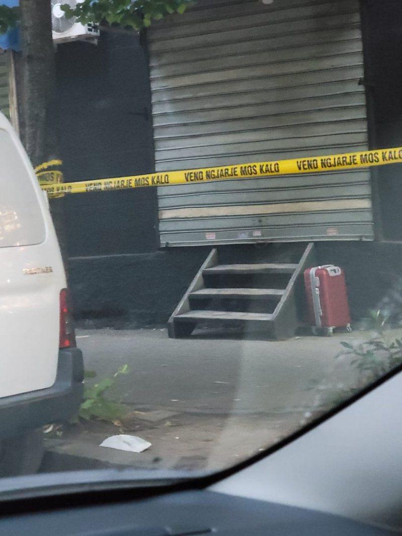 Alarm për bombë në Tiranë
