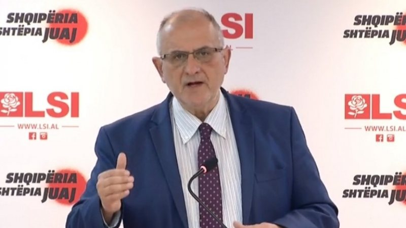 Petrit Vasili: The elections of April 25 were robbed and have fallen, the