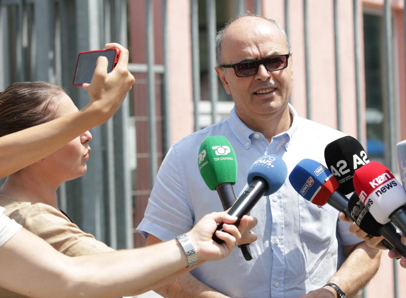 Petro Koçi testifies in SPAK about the affairs of the Municipality of