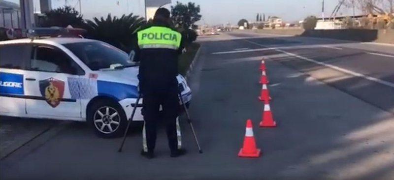 Me shpejtësi deri në 177 km/h, Policia Rrugore kap 'mat'