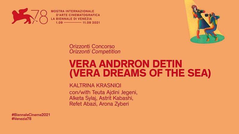 """Filmi """"Vera Andrron Detin"""", premierë në Festivalin e"""