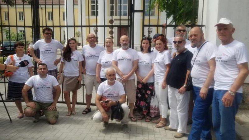 Ministria e Kulturës u mbyll derën artistëve, Mehdi Malkaj: Po na