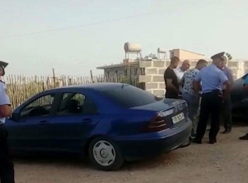 Tronditëse/ Del video nga vendi ku ndodhi krimi i 4-fishtë sot në