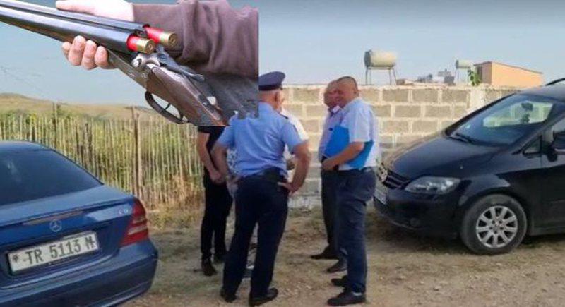 Gjendet arma e krimit të katërfishtë në Lushnje, policia