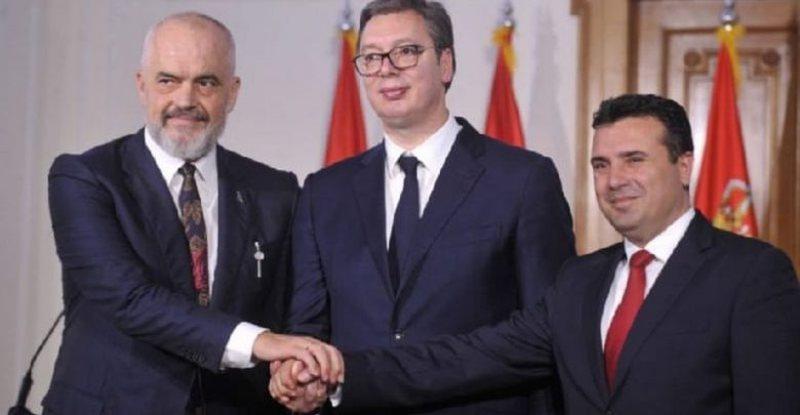 Po mbahet në Shkup 'Ballkani i Hapur'/ Vjen reagimi i