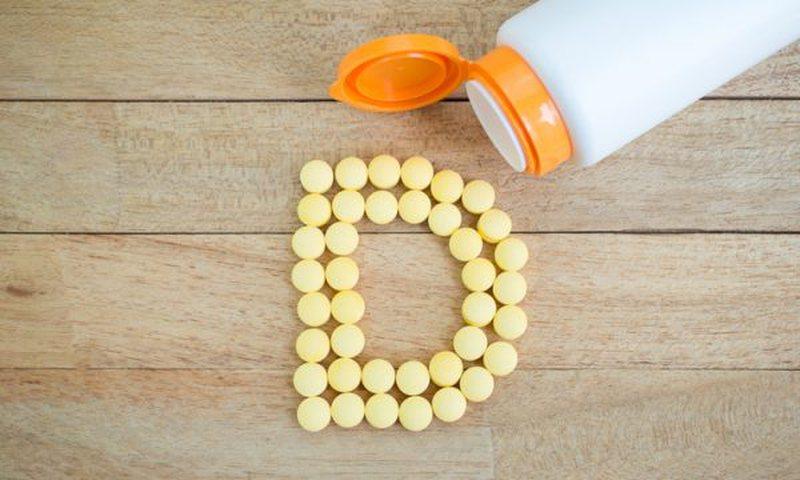 Është shumë e rëndësishme të merrni vitaminën